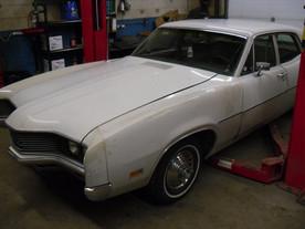 Our Next Project - 1970 Montego Sedan
