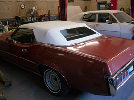 Finished & Delivered - 73 Cougar XR7