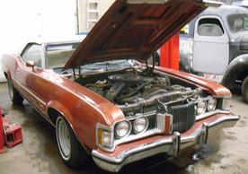 1973 Cougar XR7 Q Code