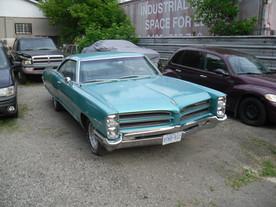 1966 Pontiac Conversion