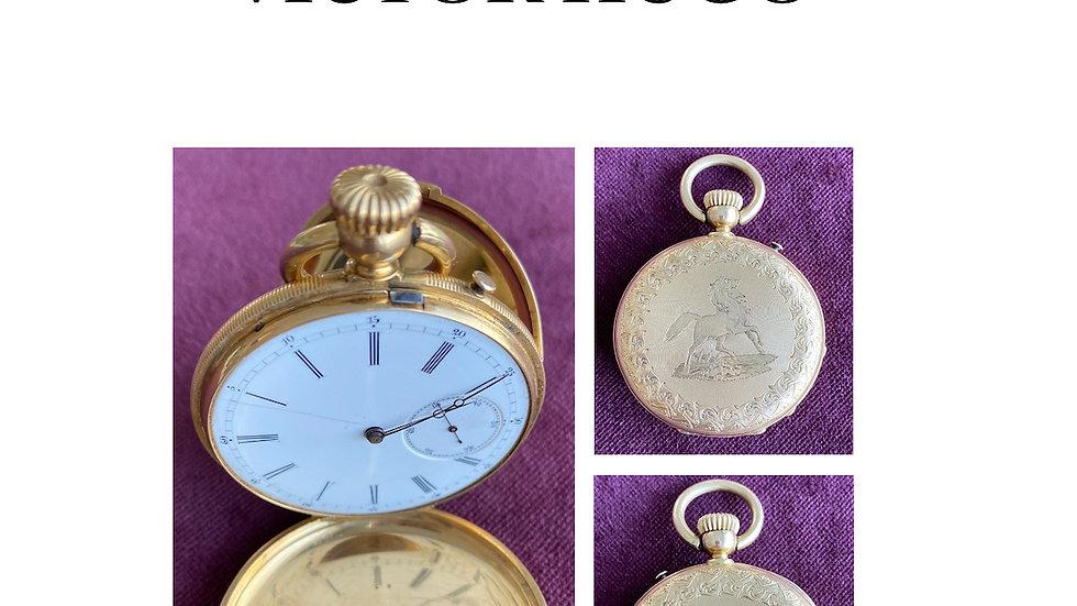 La montre de Victor Hugo