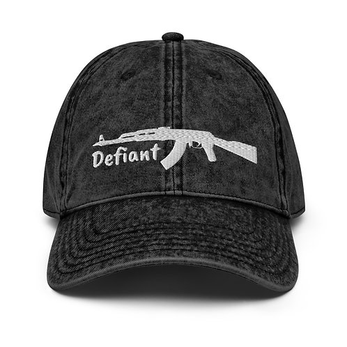 Defiant AK Cap