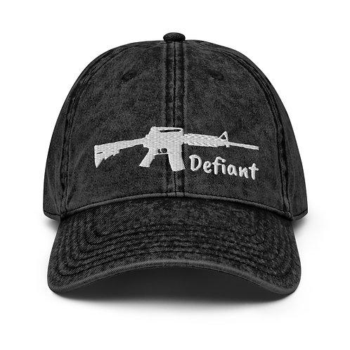 AR Defiant Cap