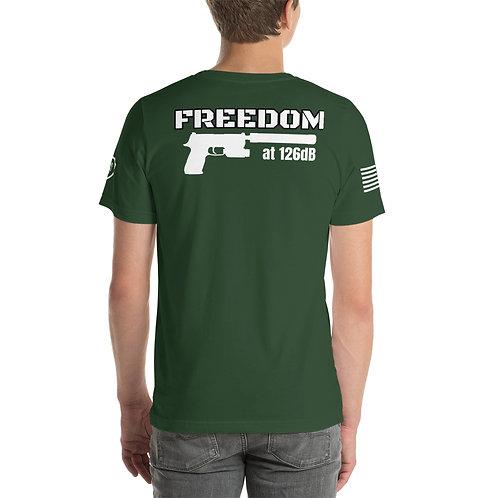 Freedom at 126dB