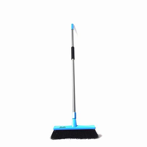 Push outside broom
