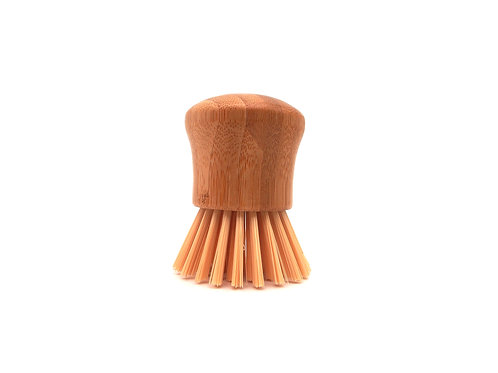 Bamboo Palm dish wash brush