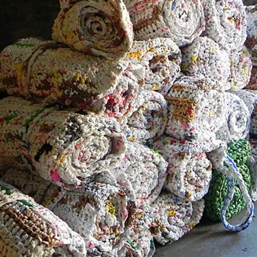Plastic Bags to Sleeping Mats