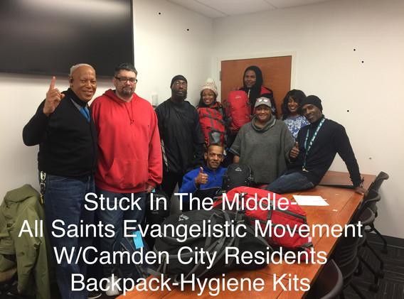 Community Collaboration w/ All Saints Evangelistic Movement