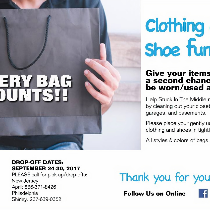 Clothes and Shoe Fundraiser