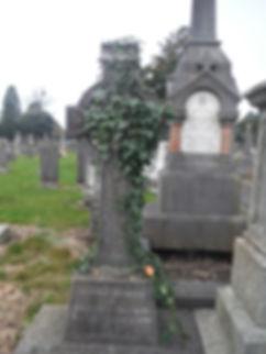 Celtic Cross Grave, Glasnevin