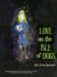 Love on the Isle of Dogs COVER RIGHT 29.