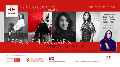 Copy of Spanish Women Artists in the UK