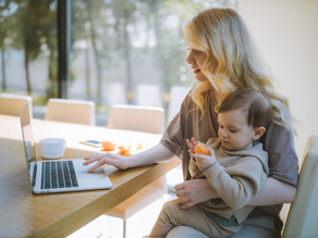 TO ALL THE PARENTS JUGGLING WORK AND KIDS AT HOME; YOU ARE NOT ALONE