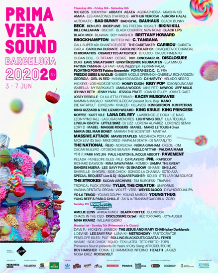 Primavera Sound 2020