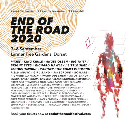 End Of The Road 2020