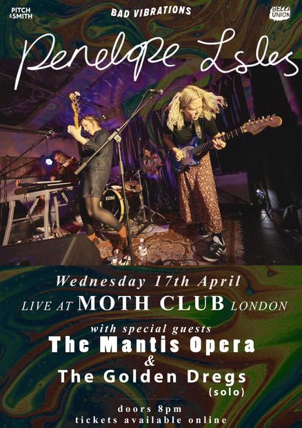 London Moth Club 17/4/19