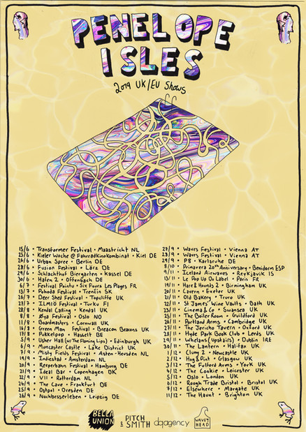New dates added! Tour 2019
