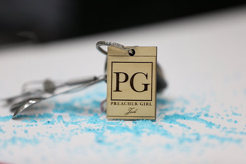 Personalized PG Keychain