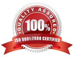 We Are ISO 9001 Certified