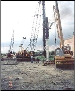 Pile Driving and Sheet Piling Projec