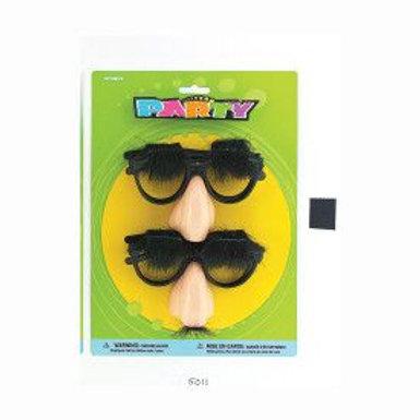 Favor Nose Glasses Mustache 4C