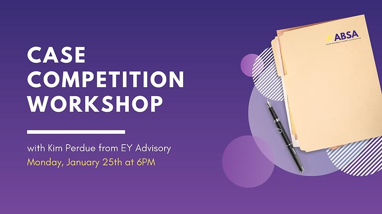 Case Competition Workshop