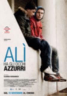 Ali ha Gli Occhi Azzurri
