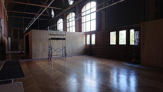 Théâtre des expositions