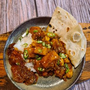 Butternut & Cauliflower Curry