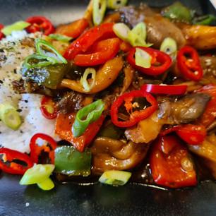 Bang Bang Ka-Pow Oyster Mushrooms