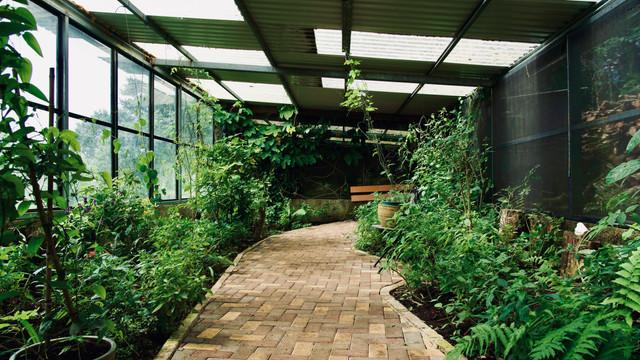 Garden 2 Entrance