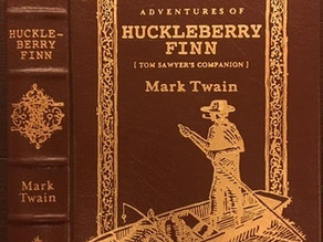 ALRIGHT, THEN, I'LL GO TO HELL   ADVENTURES OF HUCKLEBERRY FINN