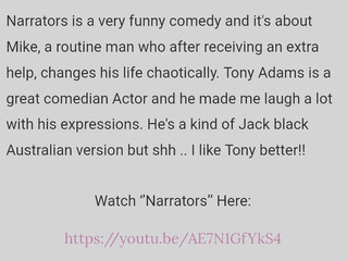 "Review - ""Narrators"""