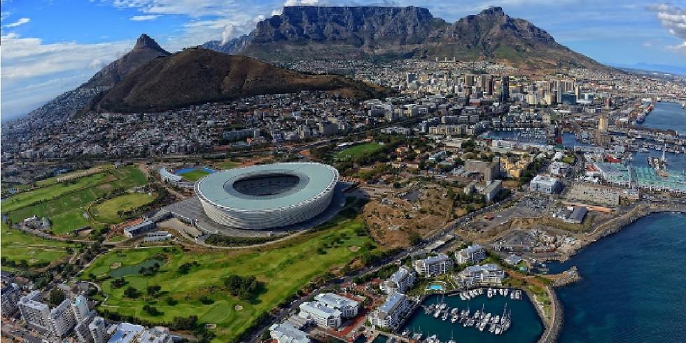 Johannesburg, Capetown, & Big 5 Safari in South Africa