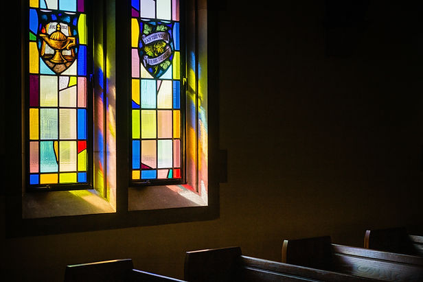 043020 eml Immanuel Olivette church art