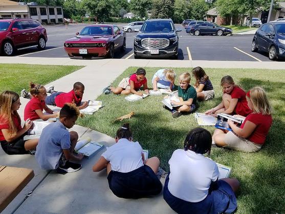 4th Grade Science Outdoors.jpg