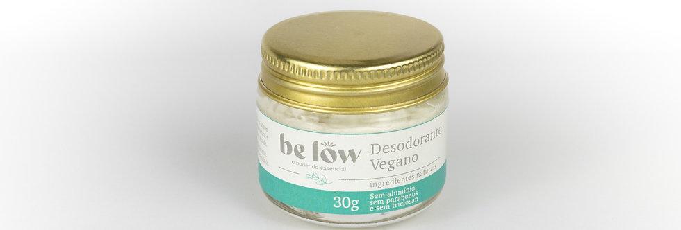 Desodorante Vegano Cremoso