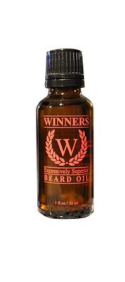 WINNERS is the best beard oil on the market.