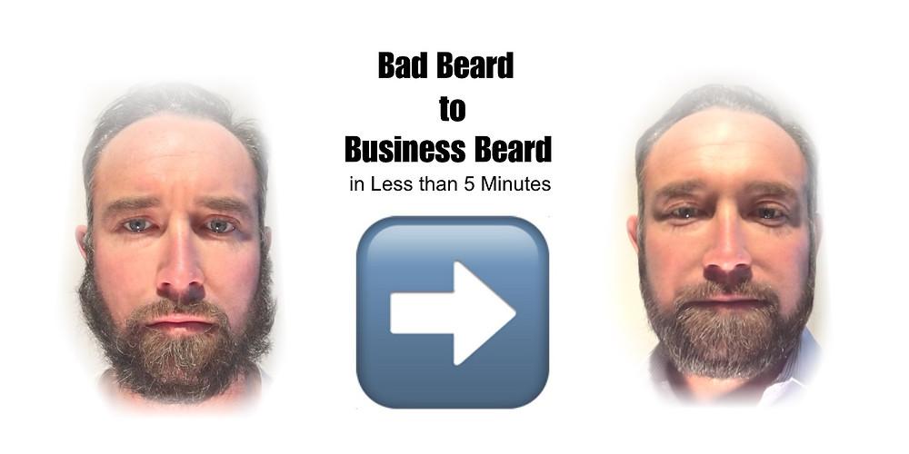 Tame your Beard with WINNERS Beard Oil