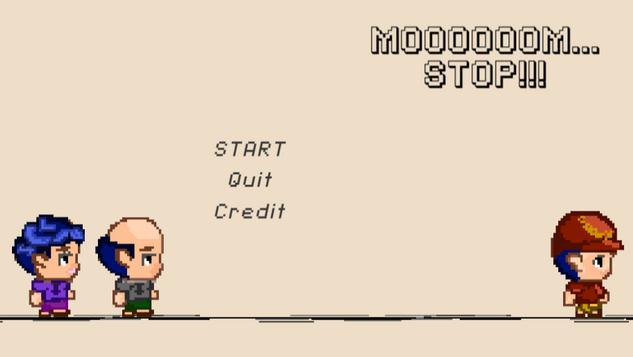 Moooooom Stop!
