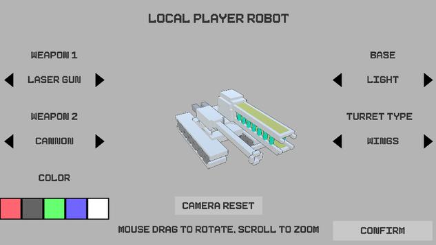 Robotank Arena