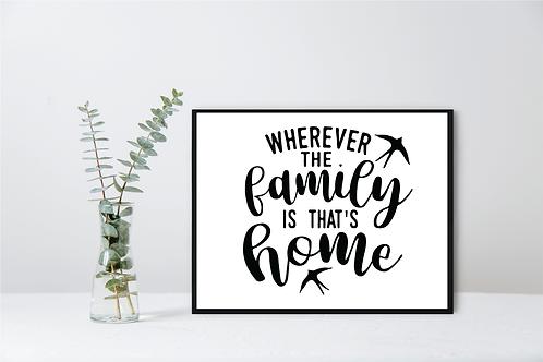 LIVING ROOM /FAMILY ROOM WALL DECOR