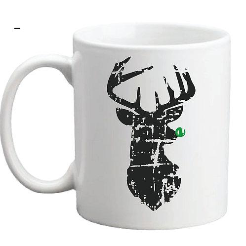 GREAT GIFT FOR A HUNTER  -CUSTOM COFFEE MUG