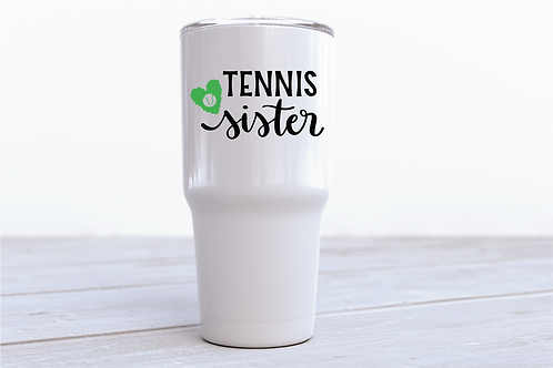 POLAR CAMEL TRAVEL MUG TENNIS SISTER