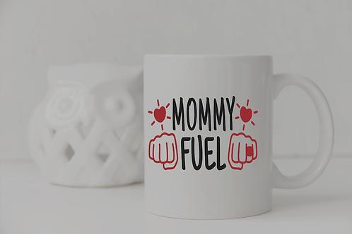 MOMMY FUEL-CUSTOM COFFEE MUG