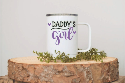 POLAR CAMEL TRAVEL MUG DADD'YS  GIRL