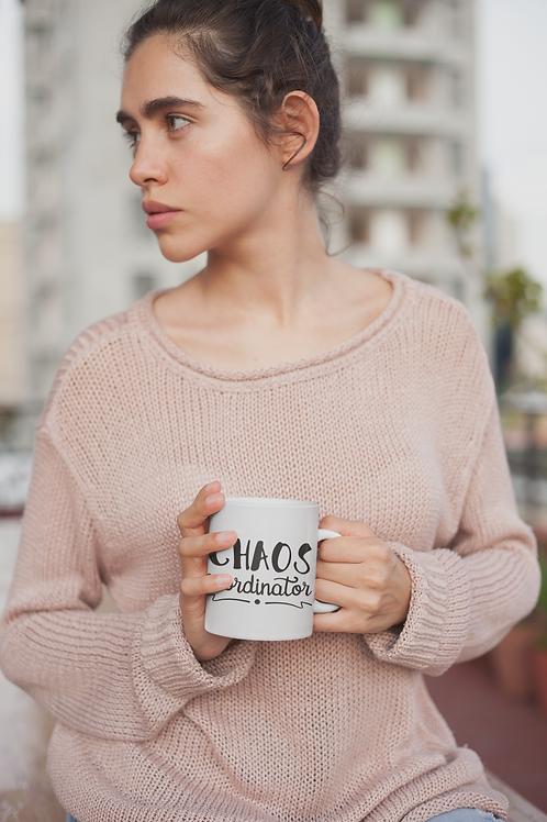 CHAOS COORDINATOR - COFFEE MUG