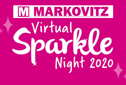 ALL WHITE Markovitz Virtual Sparkle (RGB