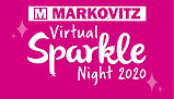 ALL WHITE Markovitz Virtual Sparkle (RGB