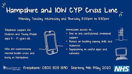 Hampshire & IOW Crisis Line Poster.jpg